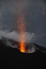 volcano arruption