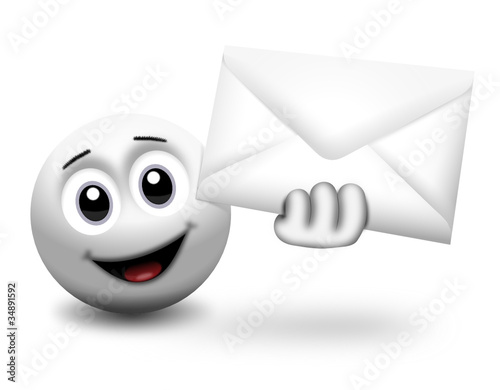 Mail, Smiley