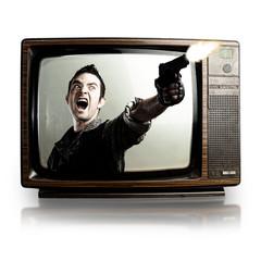 violence in tv