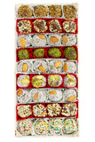 Assorted Turkish Delight bars (Lokum soft candies) poster