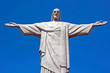 Christ the Redeemer Statue. Rio de Janeiro, Brazil