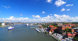 Fototapety Gothenburg Panorama