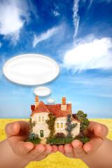 Sognando una casa