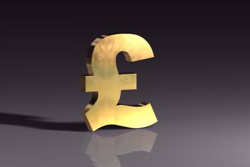 Pfund Gold