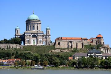 Esztergom mit Basilika