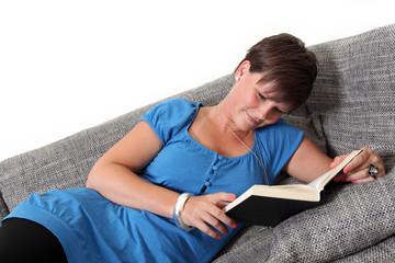 entspannt lesen