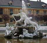 Schloss fountain
