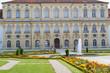 Schloss Schleissheim bei München (Westseite)