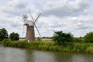 Windpump on the River Ant