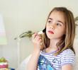 Little Girl Makeup
