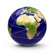 Die weltweite Vernetzung