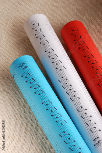 spartiti musicali bandiera francese