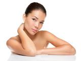 Beauty face skin care woman - 34925504