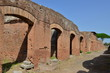 Ostia Antica near Rome in Italy