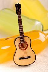chitarra e bibite