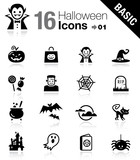 Basic - Halloween icons