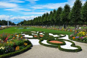 Gartenanlage Schlosspark Schwetzingen