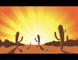 Desierto de México