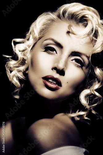Fototapeten,schönheit,belle,gestalten,glamour