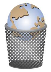 Tierra basura