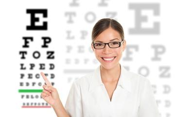 Optician / Optometrist