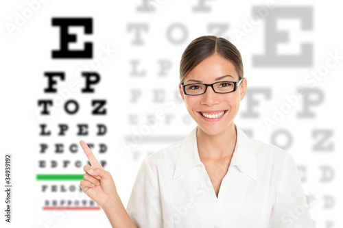 Optician / Optometrist