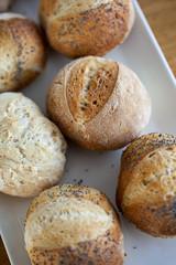 Pain, petit pain, boulangerie, boulanger, farine