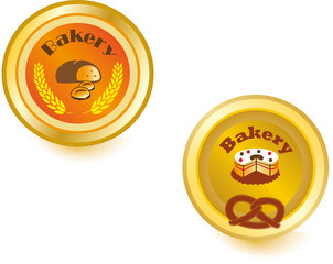 Bakery button