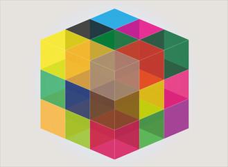 Cube, Quader, Rechteck