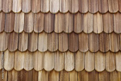 holzschindeln abgerundet stockfotos und lizenzfreie bilder auf bild 34962354. Black Bedroom Furniture Sets. Home Design Ideas