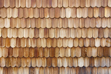 Holzschindeln Dach