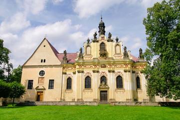 Mnichovo Hradiste Konvent - Mnichovo Hradiste convent 03