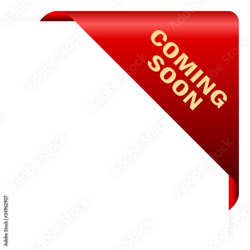 Coming soon corner