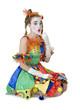 Clownette surprise