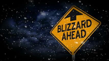 Blizzard Ahead