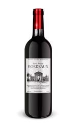 Bouteille de vin - Bordeaux