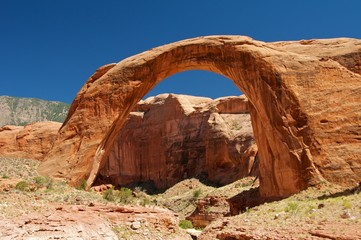 Rainbow Bridge Natural Monument Arizona
