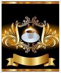 Tazzina di caffé-cup of coffee