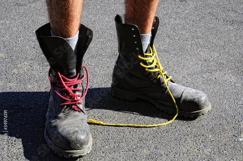 Punk boots - 34976191