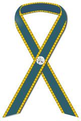 Ribbon type6 Green