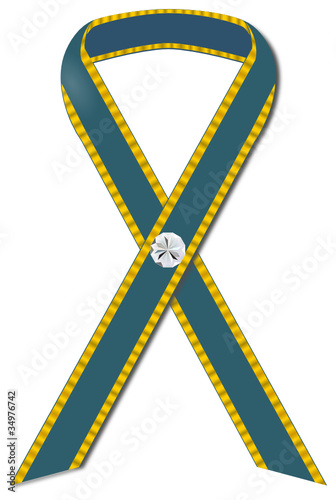 Ribbon type6 Green