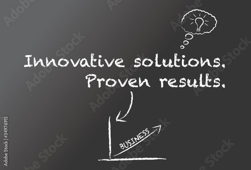 Blackboard - Innovative solutions. Proven results