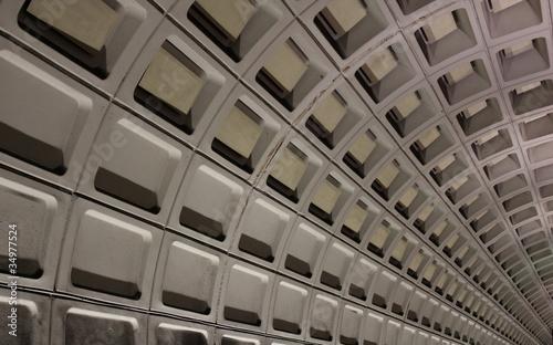 Metro tunnel - 34977524