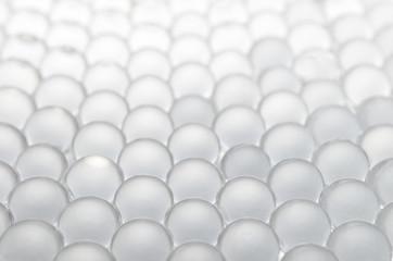 ビーズ 泡 透明球体