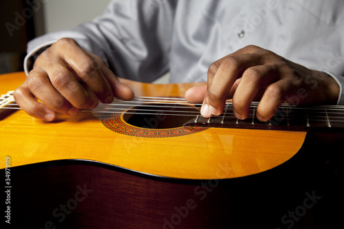A Man and his Guitar