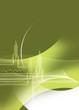 green financial template
