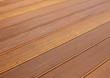 Bangkirai Bretter als Holz Terrasse