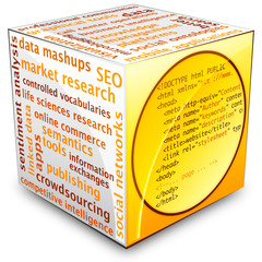 cube Web HTML
