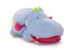peluche doudou hippopotame