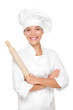 Baker / Chef woman